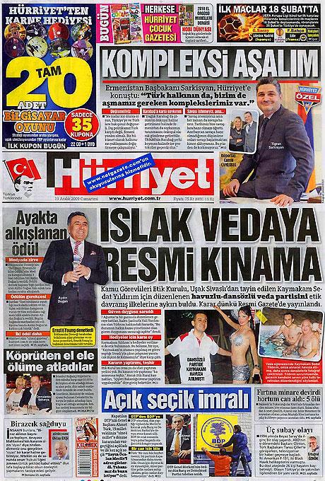 Türk basınında bugün (19 Aralık) galerisi resim 19