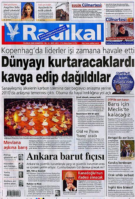 Türk basınında bugün (19 Aralık) galerisi resim 23