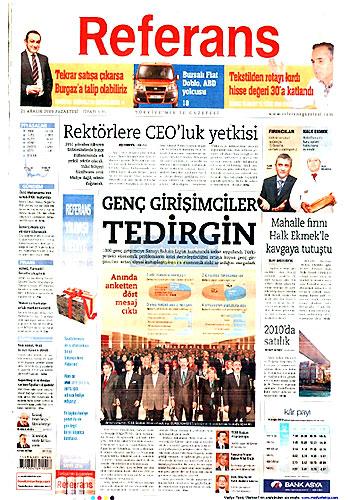Günün Gazete Manşetleri (21 Aralık) galerisi resim 23