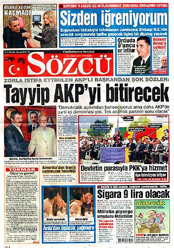Günün Gazete Manşetleri (23 Aralık) galerisi resim 10