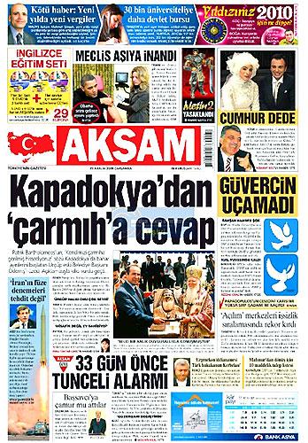 Günün Gazete Manşetleri (23 Aralık) galerisi resim 5