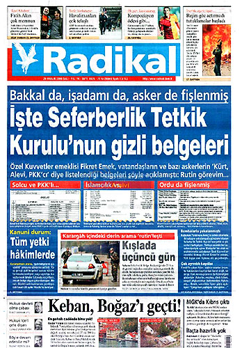 Hangi gazete bugün ne manşet attı? galerisi resim 9