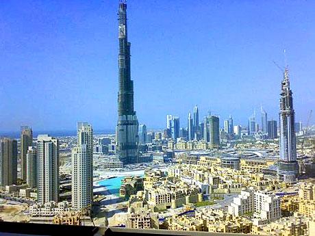 İşte dünyanın en yüksek binası galerisi resim 1