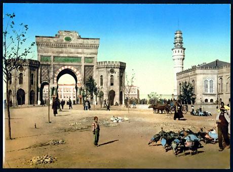 100 yıl önce İstanbul! galerisi resim 1