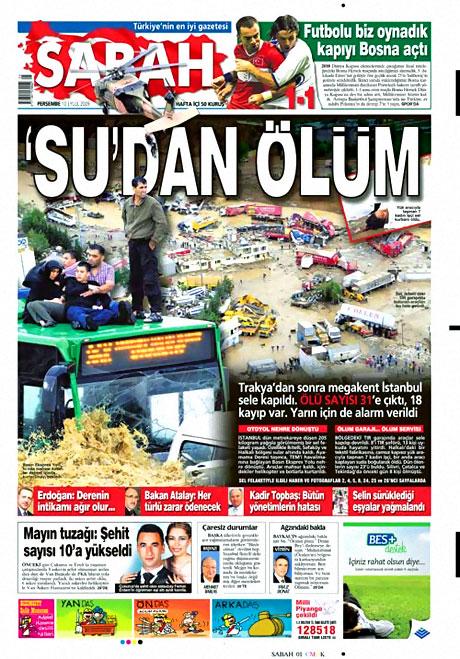 2009'un en iyi 10 gazete manşeti galerisi resim 8
