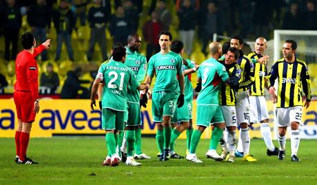 Fenerbahçe Diyar'ı yenemedi galerisi resim 9