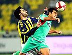 Fenerbahçe Diyar'ı yenemedi