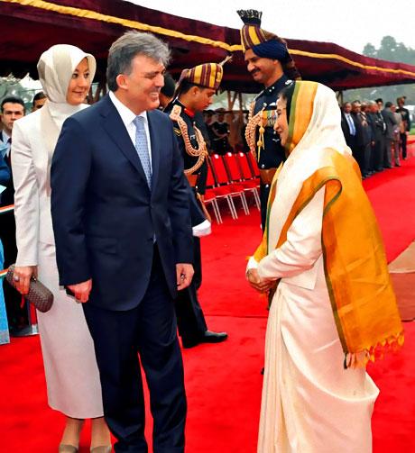 Hindistan'dan renkli görüntüler! galerisi resim 19
