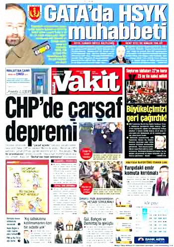 Kürtçe başlık atan milliyetçi gazete! galerisi resim 17