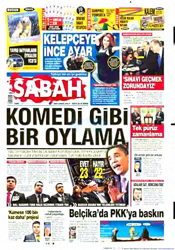 Kürtçe başlık atan milliyetçi gazete! galerisi resim 3