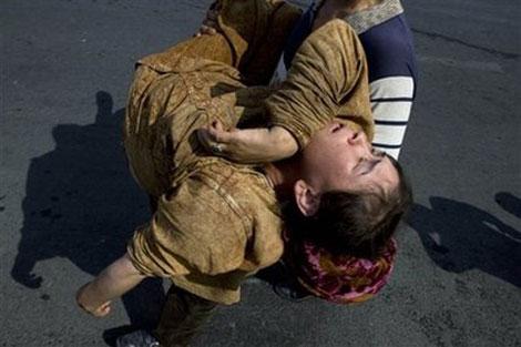 Doğu Türkistan'dan katliam kareleri galerisi resim 5