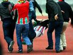 Diyarbakırspor - İBB maçında olaylar çıktı