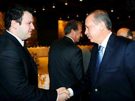 Erdoğan sanatçılarla açılımı konuştu galerisi resim 2