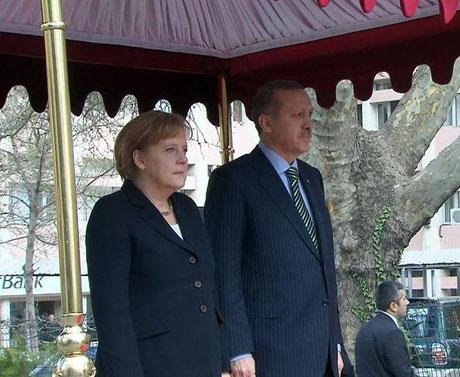 Angela Merkel'in Türkiye ziyareti galerisi resim 3