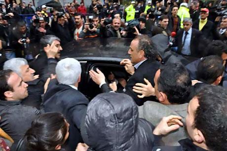 Ahmet Türk'e ırkçı saldırı galerisi resim 7