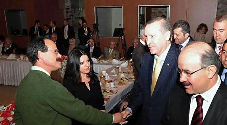 Başbakan yazarlarla açılımı konuştu galerisi resim 25