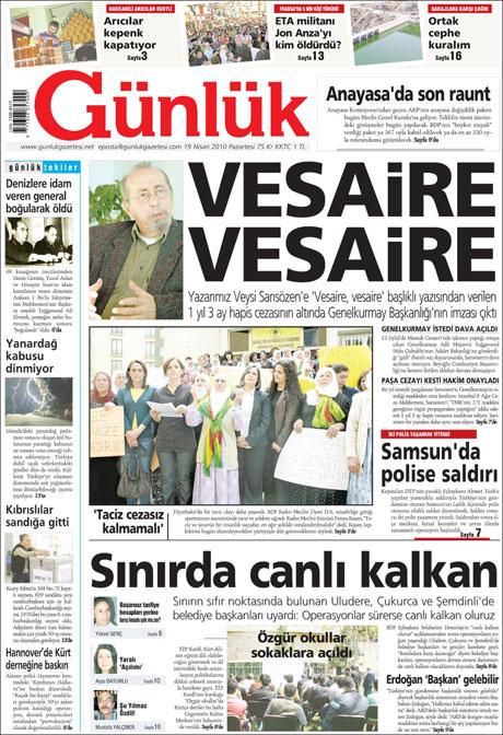 Günün manşetinde o sözler var! galerisi resim 22