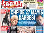 CHP'deki Tekin-Sav savaşı Manşetlerde