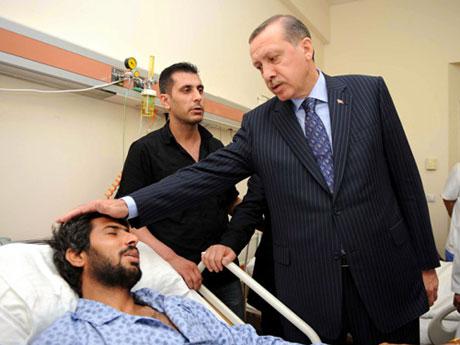 Erdoğan'ı alnından öptüler galerisi resim 10