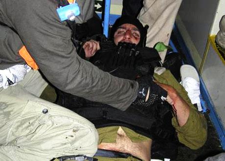 İsrail'in imajı yerlerde: Ağlayan komando! galerisi resim 2