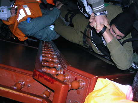 İsrail'in imajı yerlerde: Ağlayan komando! galerisi resim 9