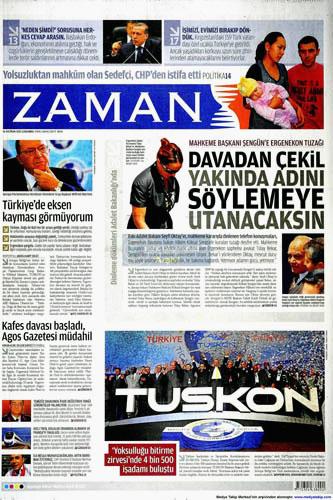 Günün en çarpıcı gazete manşetleri galerisi resim 21