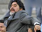 Dünya kupasında Maradona şov!
