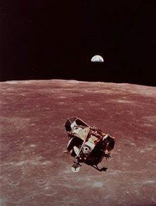 40 yıl önce Ay'da ilk adımlar galerisi resim 3