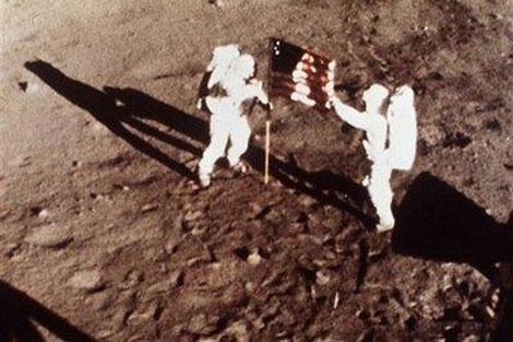 40 yıl önce Ay'da ilk adımlar galerisi resim 4