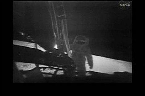 40 yıl önce Ay'da ilk adımlar galerisi resim 5