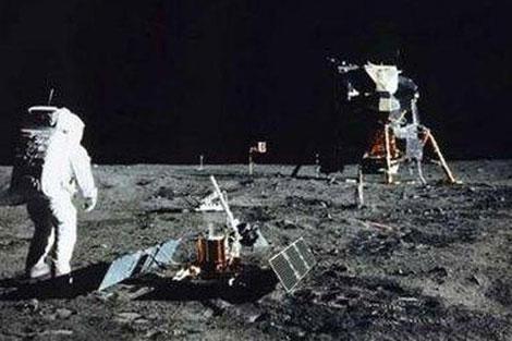 40 yıl önce Ay'da ilk adımlar galerisi resim 8