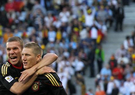Almanya Arjantin'i parçaladı: 4-0 galerisi resim 17