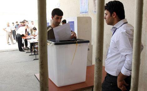 Kürt Federe Bölgesinde seçim galerisi resim 11