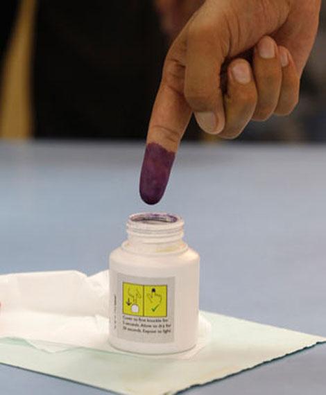 Kürt Federe Bölgesinde seçim galerisi resim 15