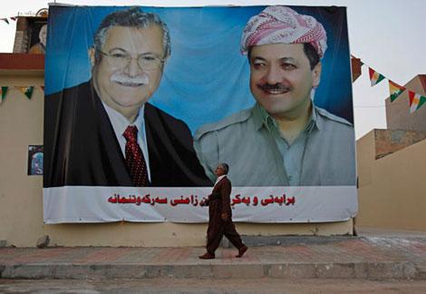 Kürt Federe Bölgesinde seçim galerisi resim 3