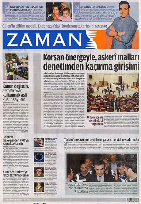 İşte günün gazete manşetleri galerisi resim 2