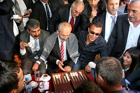 Kılıçdaroğlu ilk kez Diyarbakır'da galerisi resim 14