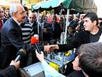 Kılıçdaroğlu ilk kez Diyarbakır'da