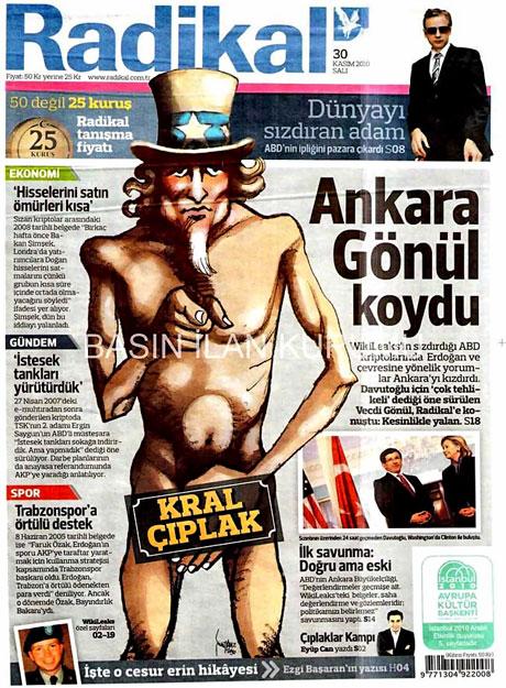 Türk basınında Wikileaks manşetleri galerisi resim 11