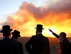 Yangın İsrail'i bu hale getirdi