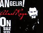 Onbinler Ahmet Kaya'ı andı