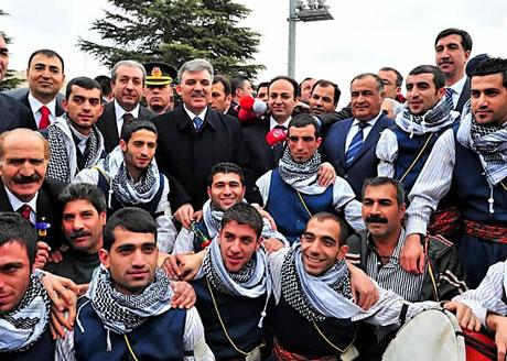 Cumhurbaşkanı Gül Diyarbakır'da galerisi resim 35