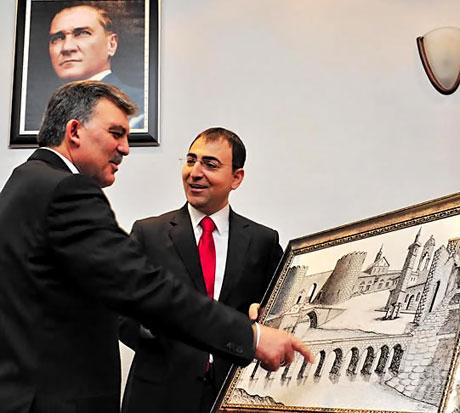 Cumhurbaşkanı Gül Diyarbakır'da galerisi resim 44