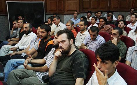 İran'da göstericiler yargılanıyor galerisi resim 10