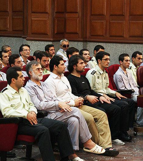 İran'da göstericiler yargılanıyor galerisi resim 16