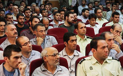 İran'da göstericiler yargılanıyor galerisi resim 17