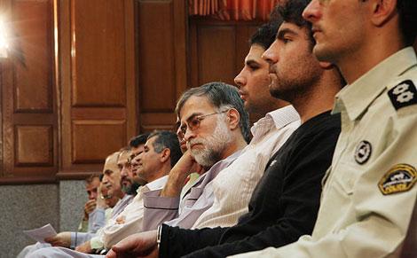 İran'da göstericiler yargılanıyor galerisi resim 7