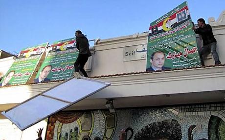 Mısır'da Halk isyanı galerisi resim 11