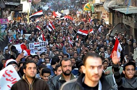 Mısır'da Halk isyanı galerisi resim 14