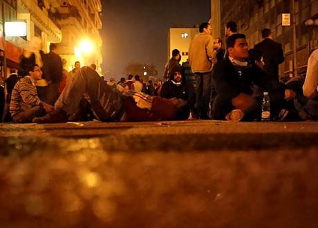 Mısır'da Halk isyanı galerisi resim 19